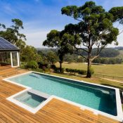 Nowra Local Pools_Pool Design Ideas__X-Trainer Fibreglass Pool Installation 010