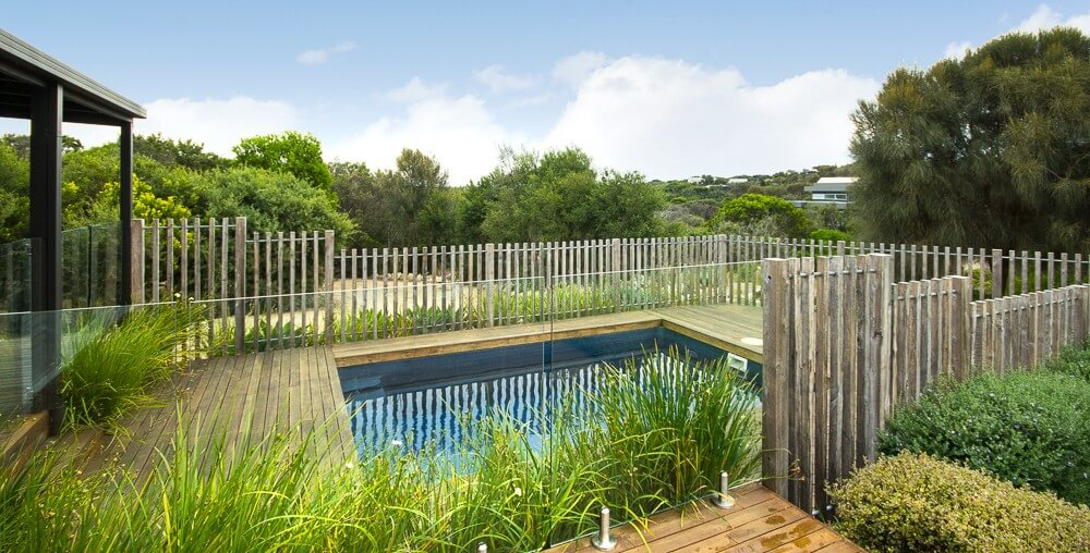 Nowra Local Pools and Spas Plunge pool fits into small space
