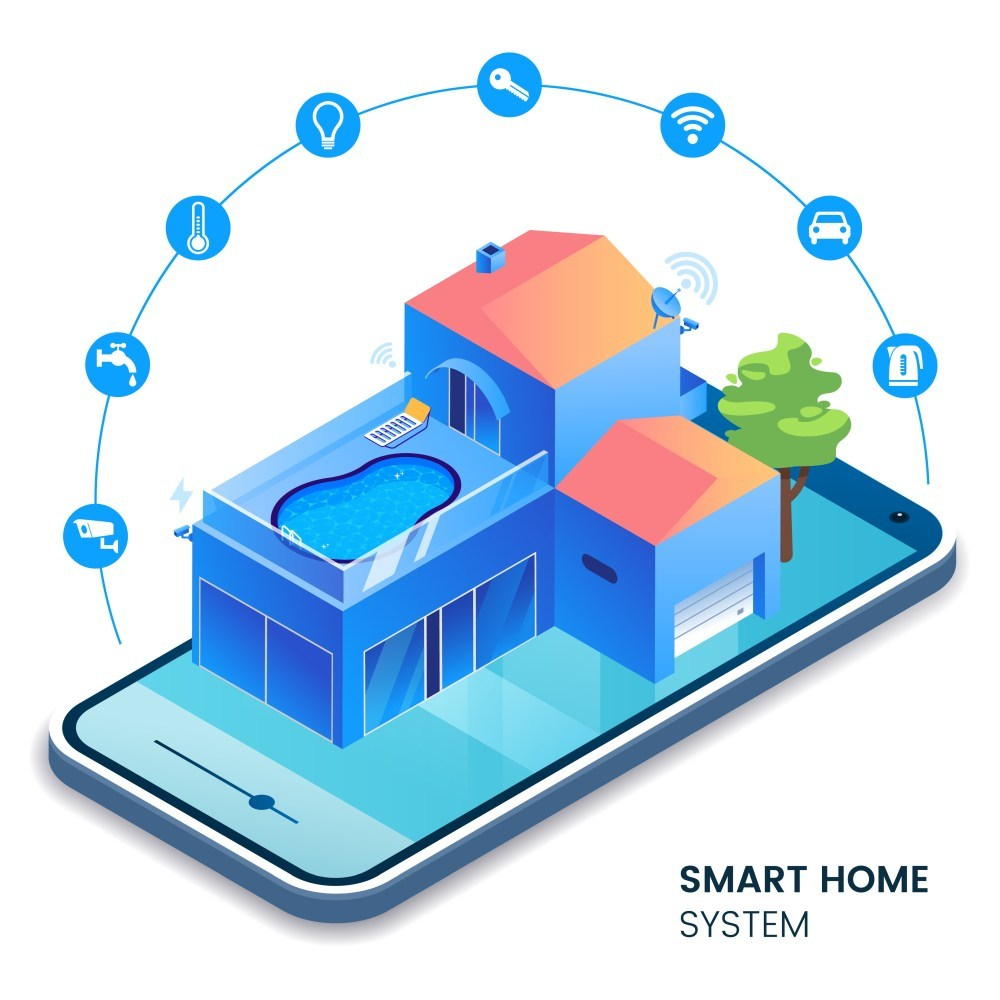 Building smart pools for smart homes