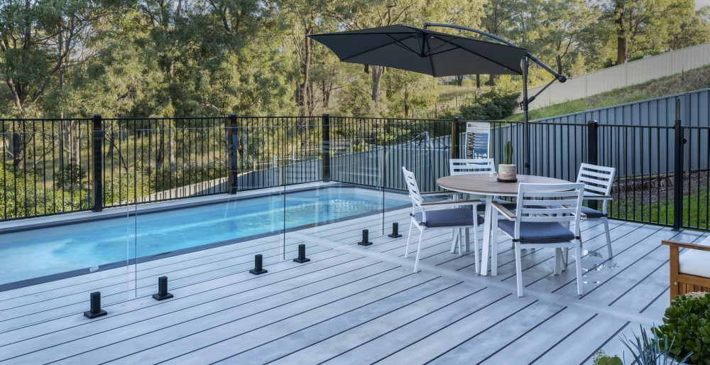 Above ground swimming pool prices South Coast